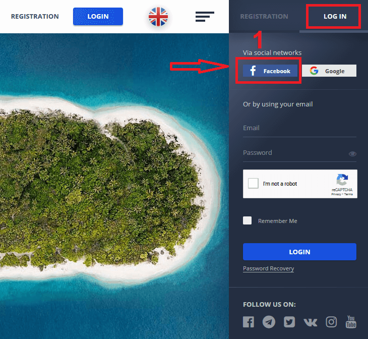 How to Login and Verify Account in Pocket Option