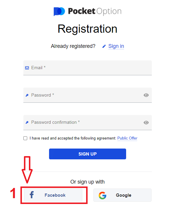 How to Register and Withdraw Money at Pocket Option
