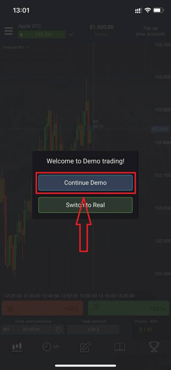 How to Sign Up and Login Account in Pocket Option Broker Trading